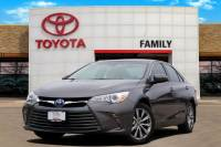Used 2016 Toyota Camry Hybrid 4dr Sdn XLE