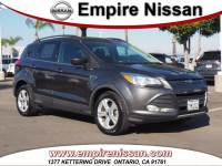 Used 2015 Ford Escape SE For Sale in Ontario CA | Serving Los Angeles, Fontana, Pomona, Chino | 1FMCU0GXXFUB73168
