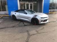 Certified Pre-Owned 2018 Chevrolet Camaro 2dr Convertible 2LT Redline Edition VIN 1G1FD3DS3J0182363 Stock Number H5459A