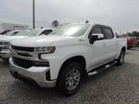 Pre-Owned 2019 Chevrolet Silverado 1500 Crew Cab Short Box 4-Wheel Drive LT VIN 1GCUYDEDXKZ160348 Stock Number 7794P