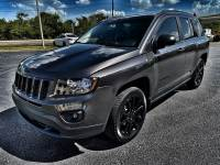 Used 2015 Jeep Compass ALTITUDE EDITION LEATHER CARFAX CERT
