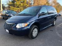 2005 Chrysler Town & Country LX Wheelchair Handicap