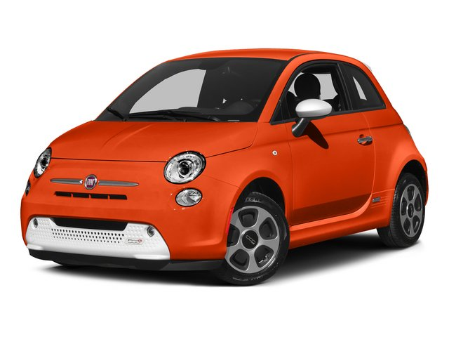 Photo Used 2015 FIAT 500e Battery Electric Hatchback