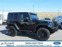2015 Jeep Wrangler Willys Wheeler SUV V-6 cyl