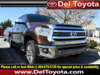 Used 2017 Toyota Tundra 1794 Edition For Sale in Thorndale, PA | Near West Chester, Malvern, Coatesville, & Downingtown, PA | VIN: 5TFAY5F15HX587549