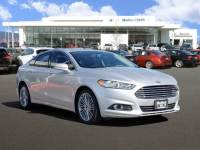 Pre-Owned 2015 Ford Fusion SE for Sale in Medford, OR