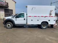 2011 Ford Super Duty F-450 DRW Chassis Cab XL