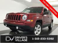 Used 2017 Jeep Patriot For Sale at Burdick Nissan   VIN: 1C4NJRFB4HD152139