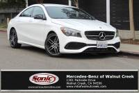 2019 Mercedes-Benz CLA 250 CLA 250 in Walnut Creek