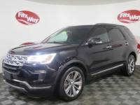 Used 2018 Ford Explorer Limited in Gaithersburg