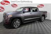 Used 2020 Toyota Tundra Platinum 5.7L V8 in Gaithersburg