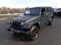 Used 2017 Jeep Wrangler JK Unlimited Sahara 4x4 in Gaithersburg