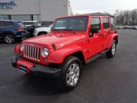 Used 2016 Jeep Wrangler JK Unlimited Sahara 4x4 in Gaithersburg