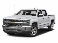 Used 2017 Chevrolet Silverado 1500 LTZ Pickup