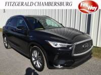 Used 2019 INFINITI QX50 LUXE in Gaithersburg
