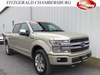 Used 2018 Ford F-150 in Gaithersburg
