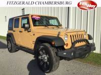 Used 2013 Jeep Wrangler Unlimited Sport in Gaithersburg