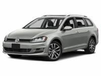 2017 Volkswagen Golf SportWagen TSI S 4MOTION Wagon