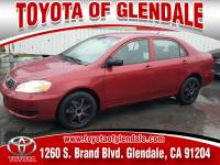 Used 2008 Toyota Corolla, Glendale, CA, Toyota of Glendale Serving Los Angeles