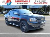 Pre-Owned 2013 Chevrolet Avalanche 4WD LTZ