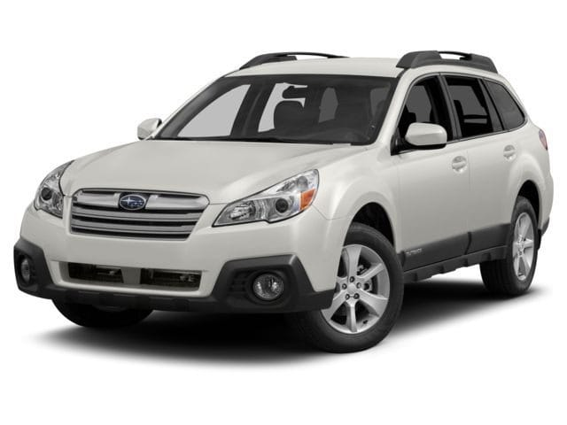 Photo Certified Used 2014 Subaru Outback 2.5i Limited CVT in Gaithersburg