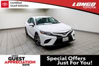 Certified Used 2019 Toyota Camry SE Automatic in El Monte