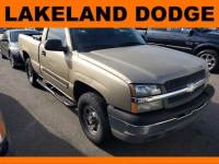 Pre-Owned 2004 Chevrolet Silverado 1500 Base