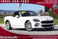 Used 2018 FIAT 124 Spider For Sale at Boardwalk Auto Mall | VIN: JC1NFAEK8J0139490