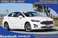 Used 2019 Ford Fusion Hybrid For Sale at Boardwalk Auto Mall | VIN: 3FA6P0RU1KR118496