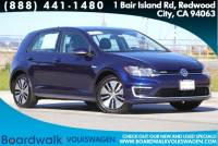Used 2019 Volkswagen e-Golf For Sale at Boardwalk Auto Mall | VIN: WVWKR7AUXKW910148