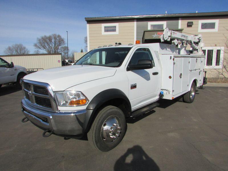 Photo Used 2011 Dodge RAM 5500 4x2 Service Utility Truck