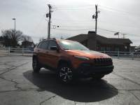 Used 2015 Jeep Cherokee For Sale at Huber Automotive | VIN: 1C4PJMBSXFW735138
