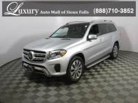 Certified Pre-Owned 2017 Mercedes-Benz GLS 450 4MATIC SUV for Sale in Sioux Falls near Vermillion