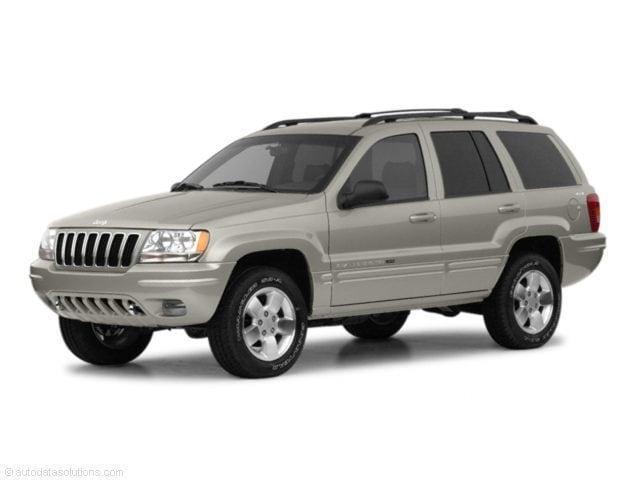 Photo 2002 Jeep Grand Cherokee Laredo
