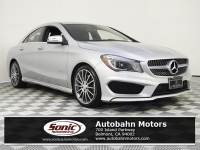 2016 Mercedes-Benz CLA 250 in Belmont