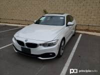 2017 BMW 4 Series 430i w/ Premium/Driving Assist/Lighting/Navigation Gran Coupe in San Antonio