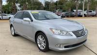 Used 2010 LEXUS ES 350 For Sale in Jacksonville at Duval Acura | VIN: JTHBK1EG5A2383467