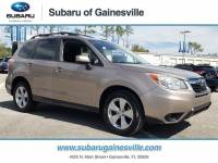 Used 2015 Subaru Forester For Sale in Jacksonville at Duval Acura | VIN: JF2SJADC2FH402727