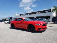 Pre-Owned 2017 Ford Mustang EcoBoost Premium Fastback