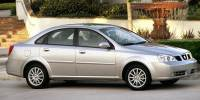 Pre-Owned 2005 Suzuki Forenza 4dr Sdn S Manual