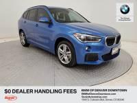 Certified Used 2016 BMW X1 near Denver, CO