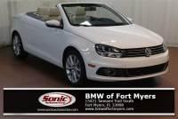 Used 2013 Volkswagen Eos Komfort Convertible in Fort Myers