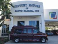 2005 Ford Econoline Cargo Van Recreational SHERROD Hightop Conversion Van