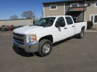 Used 2008 Chevrolet 3500HD 4x4 Crew-Cab Pickup
