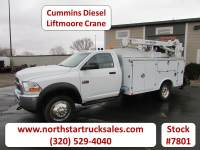 Used 2011 Dodge RAM 5500 Cummins 4x2 Service Utility Truck