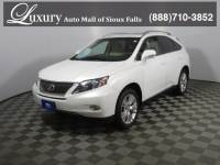 Pre-Owned 2011 LEXUS RX 450h SUV for Sale in Sioux Falls near Brookings