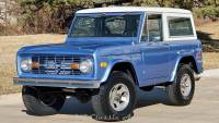 1976 Ford Bronco Classic Bronco in Great Shape Automatic