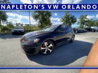 Used 2017 Volkswagen Golf GTI SE in Orlando, Fl.