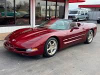 Used 2003 Chevrolet Corvette Convertible