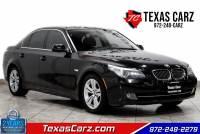 2010 BMW 528i for sale in Carrollton TX